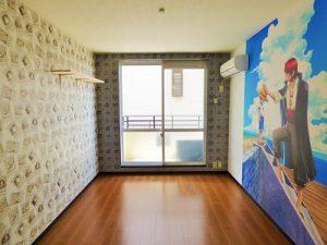 クレスト新宿 102 ワンピース お部屋