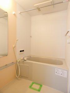 ブルームス 駅近 禁煙 女性限定 1DK バストイレ別 お風呂 浴室乾燥機