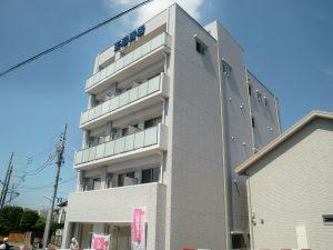 ルネス クレール 駅近 本川越 川越市 ALSOK ホームセキュリティ 24時間セキュリティ