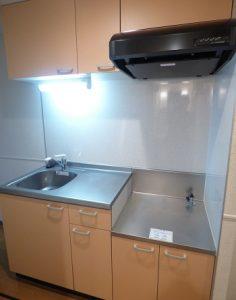 ルネスプレミール キッチン