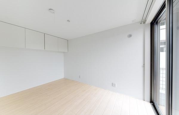 ユニキューブ広栄町A 1階5帖洋室
