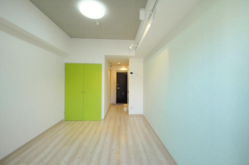 ウィンサムハイツ 207 室内