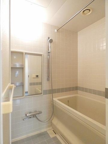 川越菅原町パークホームズ 浴室