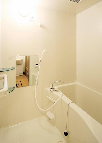 ディアコート 浴室