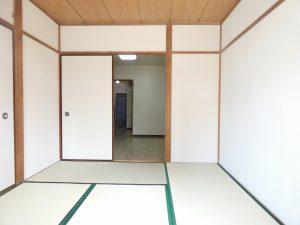 北坂戸マンション 駅近 和室 学生