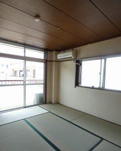 北坂戸マンション 和室