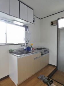 小川ハイツ キッチン